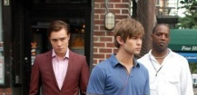 Gossip Girl, photos du tournage